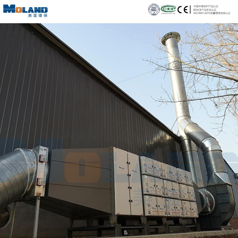 VOCs废气净化设备