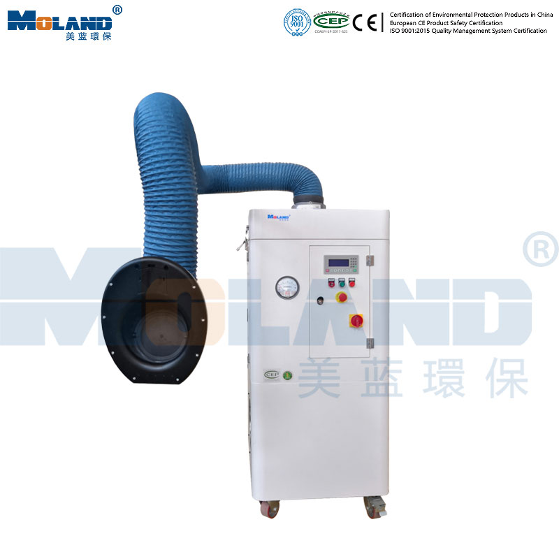 Mobile Fully Automatic Welding Smoke Purifier