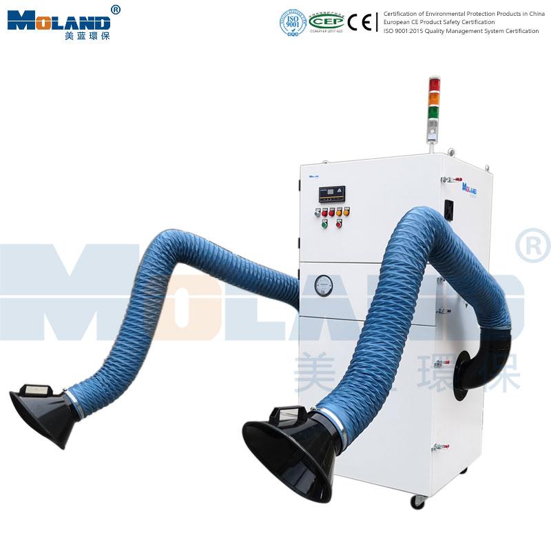 MLWF350-3kw Dust purifier