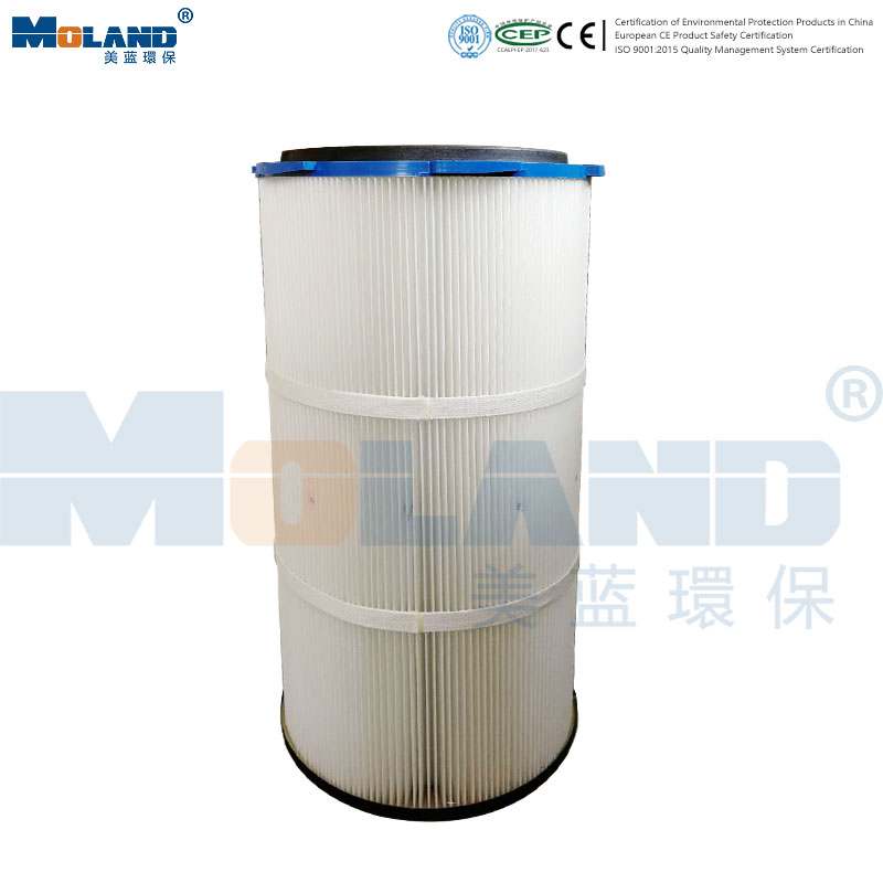 Imported Film-coated Polyester Fiber Filter Core