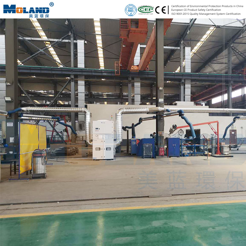 Case Study of Xuzhou Integral Dust Removal Site in June