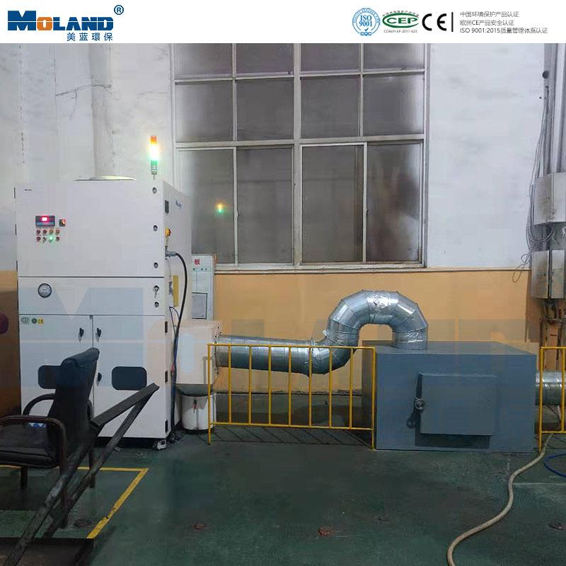 江苏徐州大型钢管企业现场案例